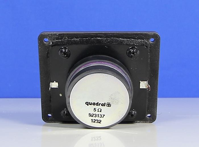 Quadral Platinum M10 Hochtoener Ausgebaut2