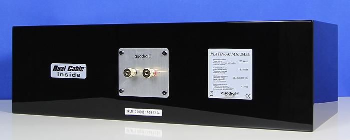 Quadral Platinum M10 Rueckseite Seitlich2