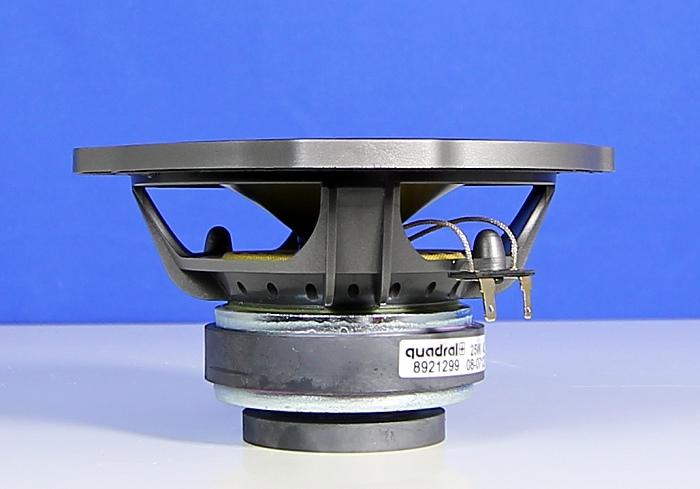 Quadral Platinum M10 Tiefmitteltoener Ausgebaut1