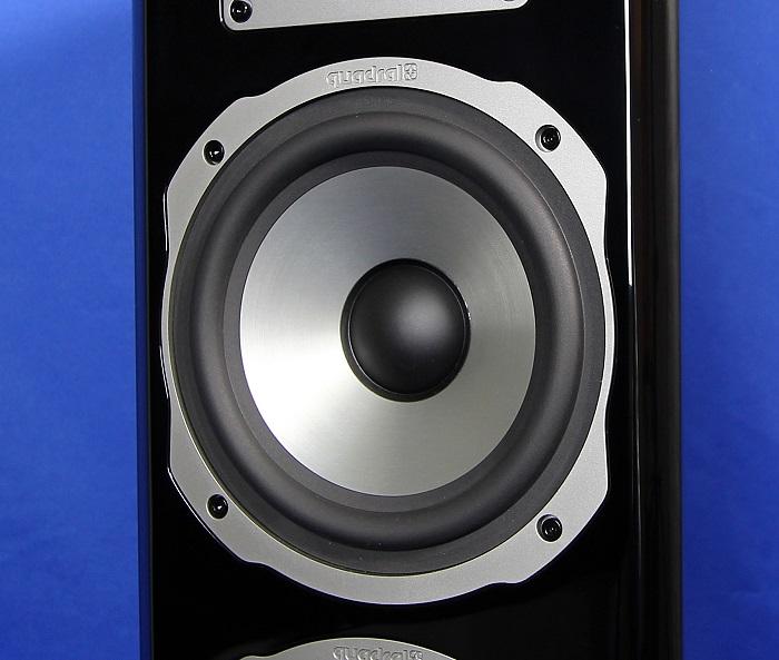 Quadral Platinum M30 Tiefmitteltoener