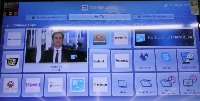 Toshiba 58m9363 Menuebilder 22