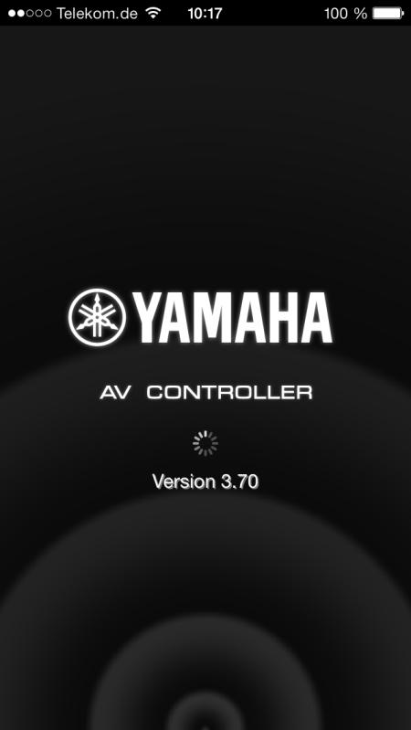 Yamaha RX-A3030 App 1