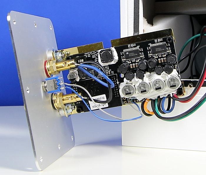 Audiovector Ki1 Super Speaker Innenleben