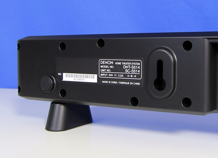 Denon DHT-S514 Soundbar Wandhalter