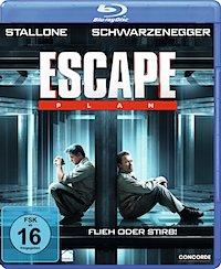 Escape Plan Blu-ray Disc