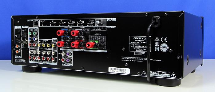 Onkyo TX-NR535 Rueckseite Seitlich3