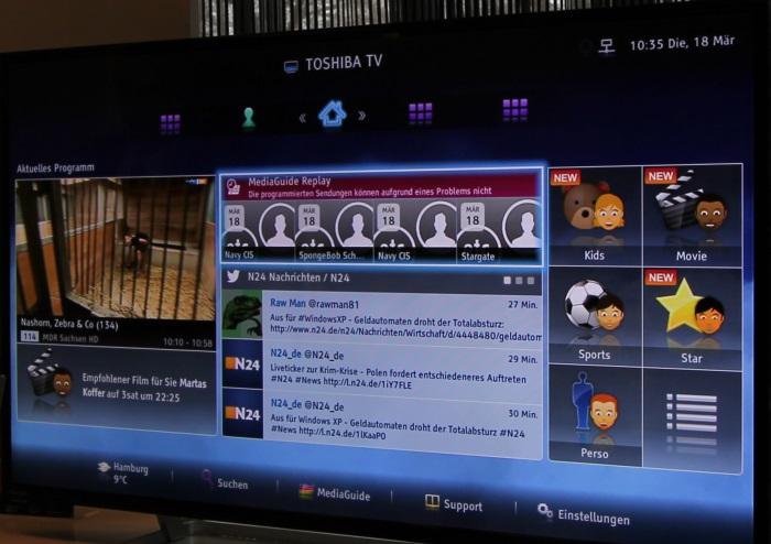 Smart TV Neu1