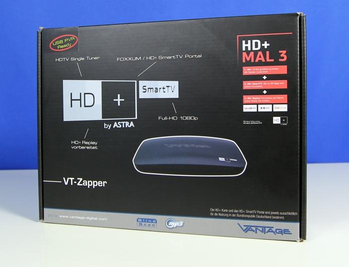 Vantage VT-Zapper Verpackung2