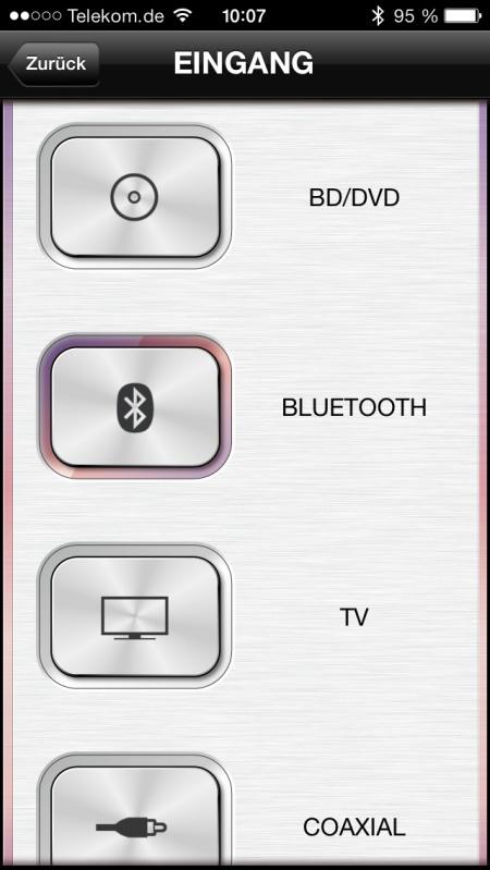 Yamaha YAS-103 App 3