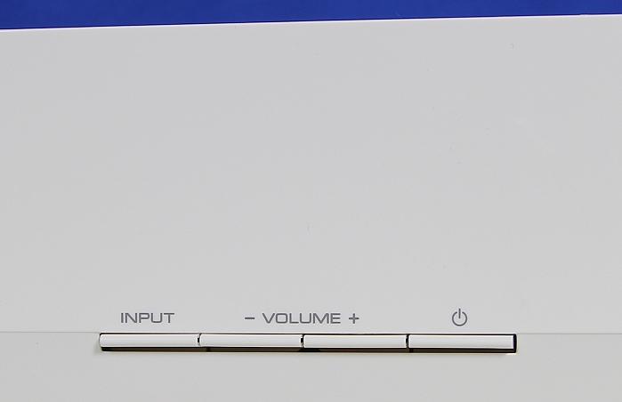 Yamaha YAS-103 Bedienelemente Front