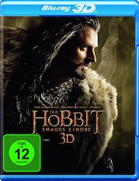 Der Hobbit - Smaugs Einoede Blu-ray 3D