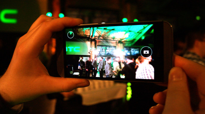 HTC One 360-Foto II