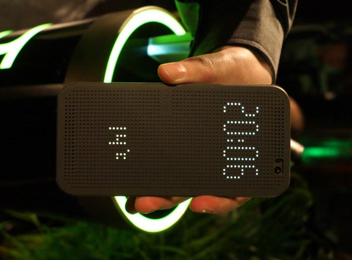 HTC One Dot Com Cover II