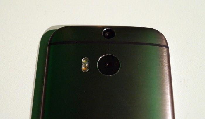 HTC One Kamera II