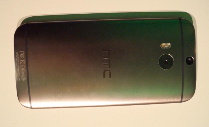 HTC One Rückseite II