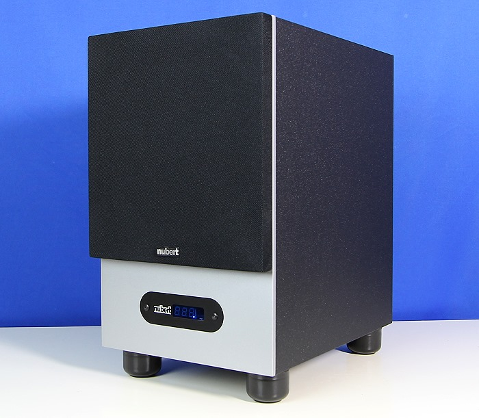 Nubert nuBox AW-443 Front Seitlich1