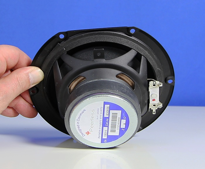 Phonar Ethos C140G Tiefmitteltoener ausgebaut2