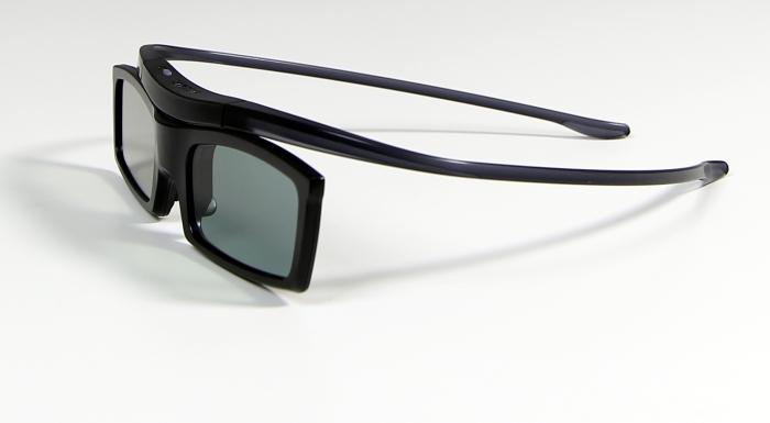Samsung 55HU8590 3D Brille1