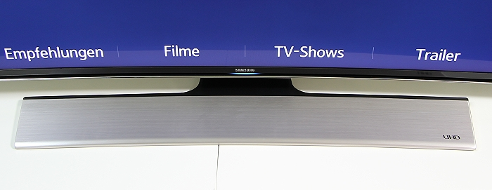 Samsung 55HU8590 Standfuss Front2