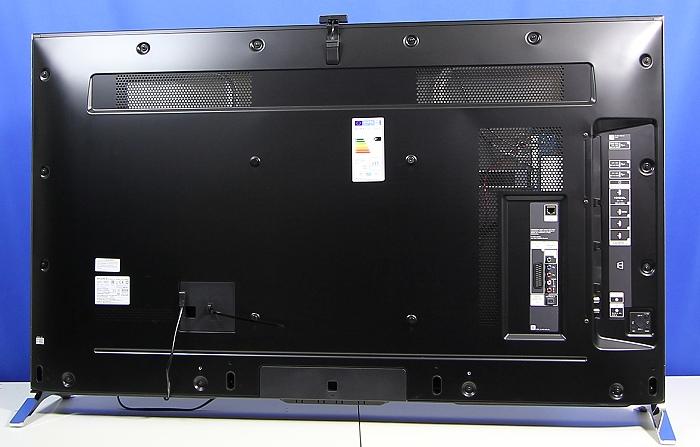 Sony KDL55W955 Rueckseite Seitlich3