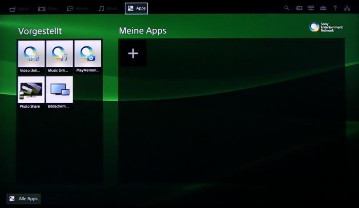 Sony KDL55W955 Screenshot1