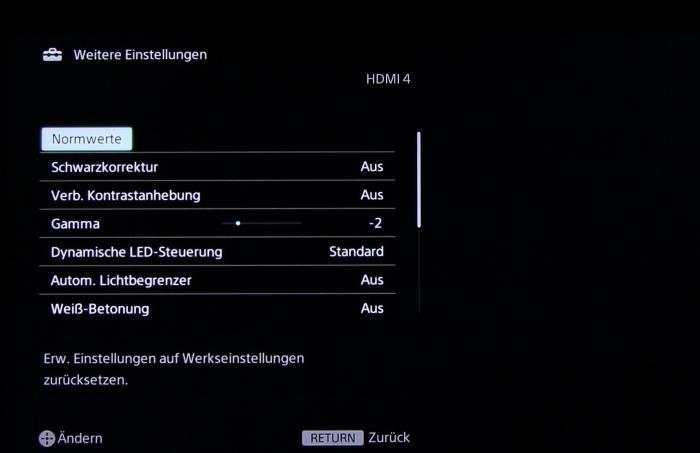 Sony KDL55W955 Screenshot10