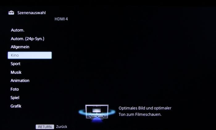 Sony KDL55W955 Screenshot15