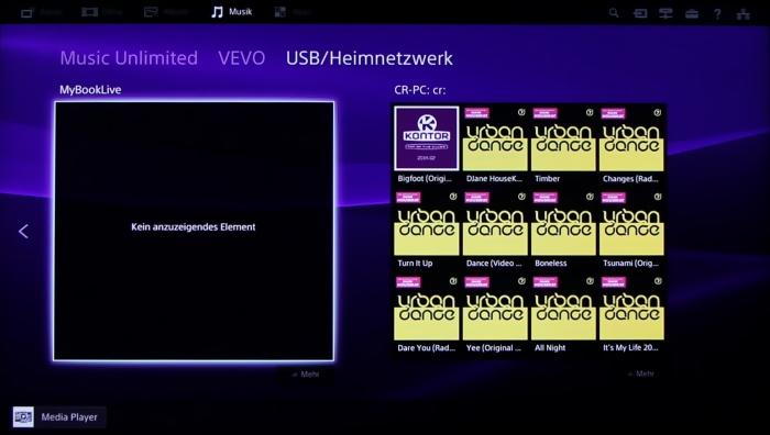 Sony KDL55W955 Screenshot4
