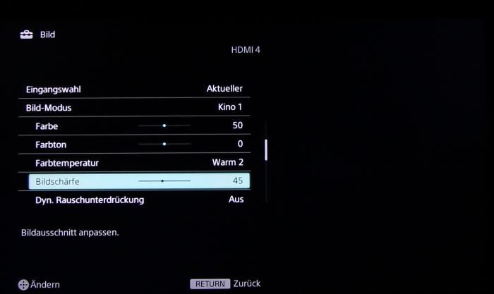 Sony KDL55W955 Screenshot7