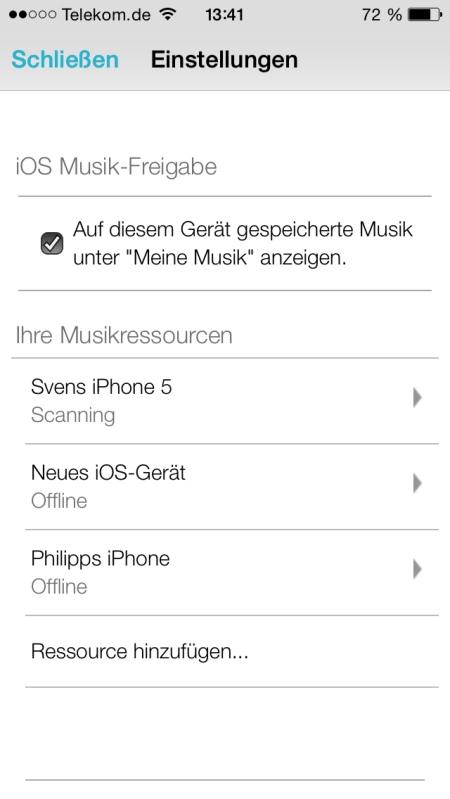Teufel Raumfeld Speaker L Mk2 App11