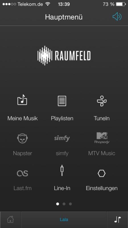 Teufel Raumfeld Speaker L Mk2 App9