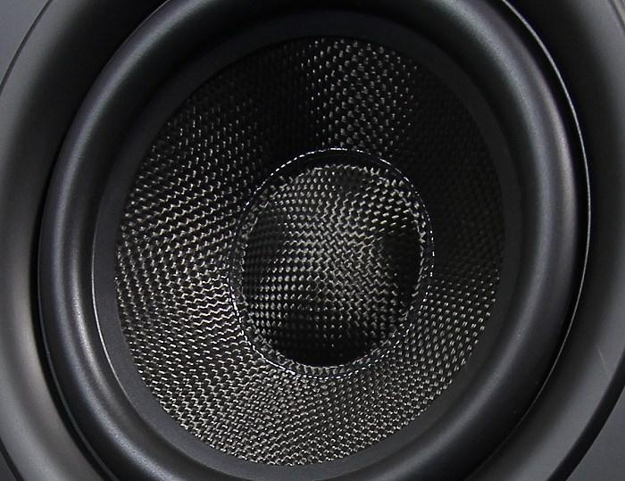 Teufel Raumfeld Speaker L Mk2 Tieftoener Detail
