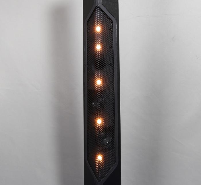 Yamaha Relit LSX-700 Beleuchtung Rueckseite