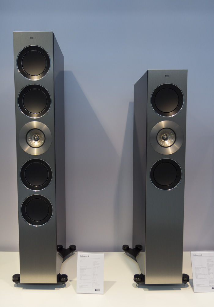 KEF Reference 3 in the Test