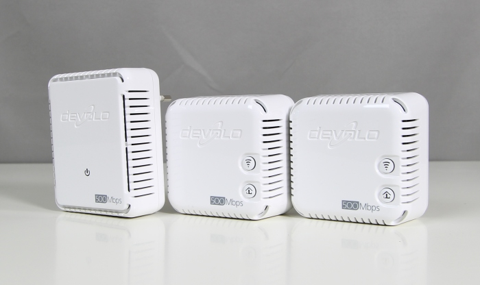 Devolo dLAN 500 Wifi 9