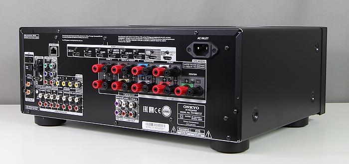 Onkyo TX-NR737 Rueckseite Seitlich2