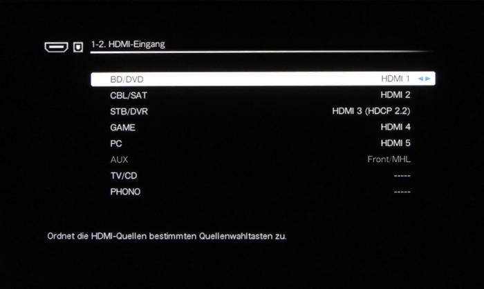 Onkyo TX-NR737 Screenshots 17