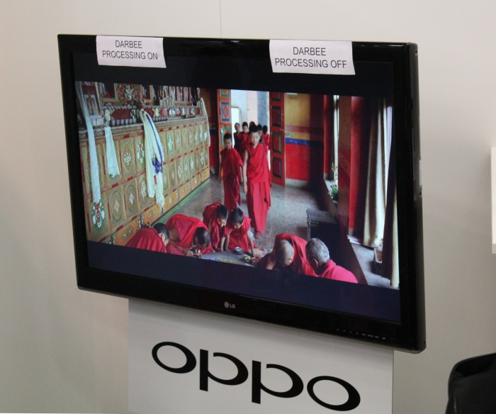 Oppo BDP-105D Darbee Processing