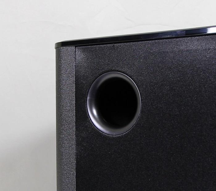 Samsung HW-H550 Sub Bassreflexrohr