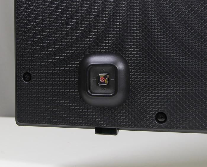 Samsung UE65H8090 Bedienelement Rueckseite