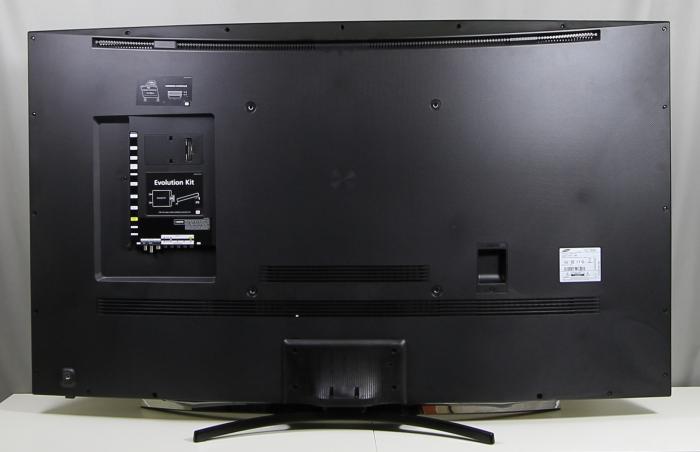 Samsung UE65H8090 Rueckseite Seitlich2