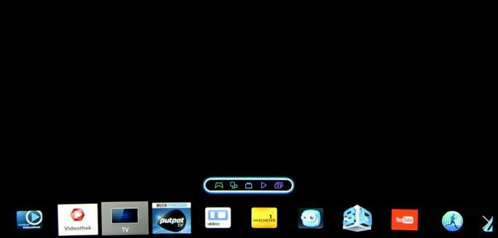 Samsung UE65H8090 Screenshots 1