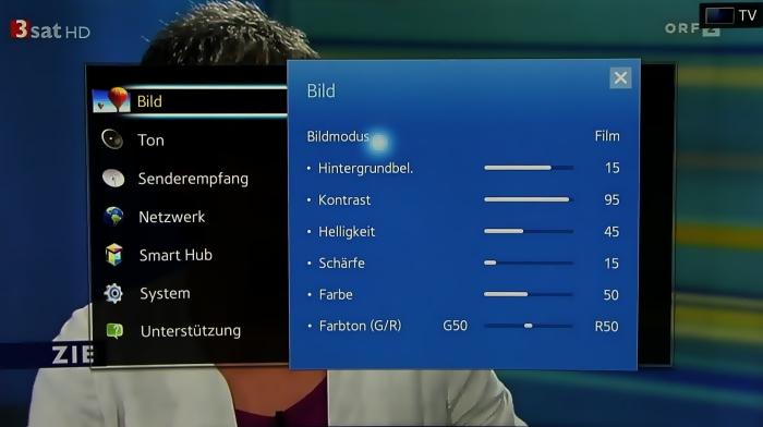 Samsung UE65H8090 Screenshots 11