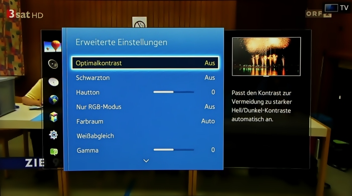Samsung UE65H8090 Screenshots 12