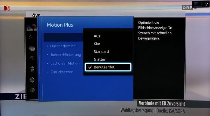 Samsung UE65H8090 Screenshots 15