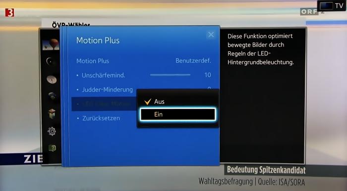 Samsung UE65H8090 Screenshots 17