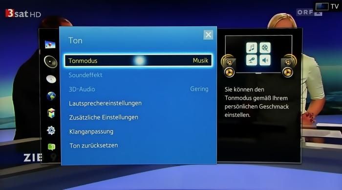 Samsung UE65H8090 Screenshots 19