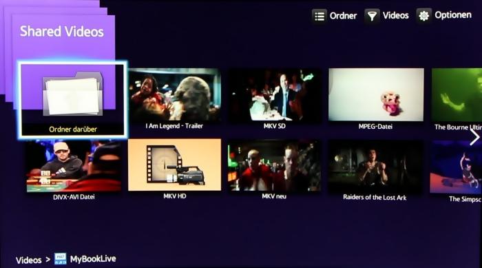 Samsung UE65H8090 Screenshots 8