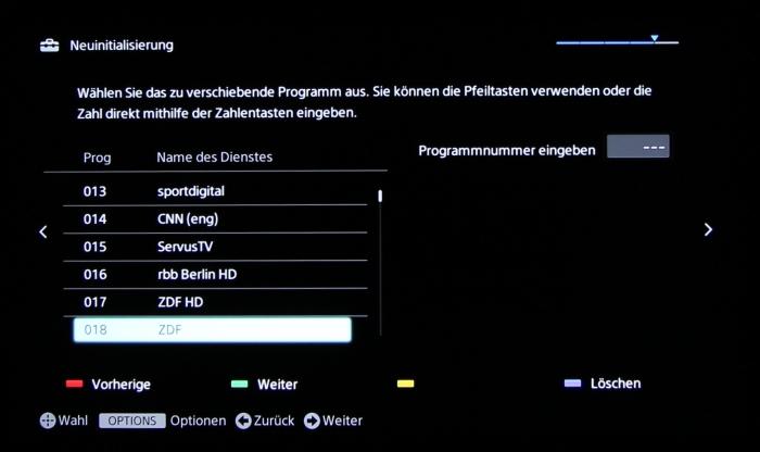 Sony KDL50W805 Screenshot 12