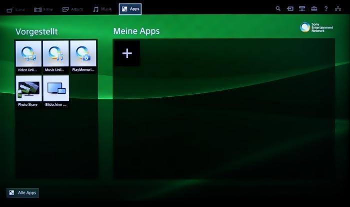 Sony KDL50W805 Screenshot 19